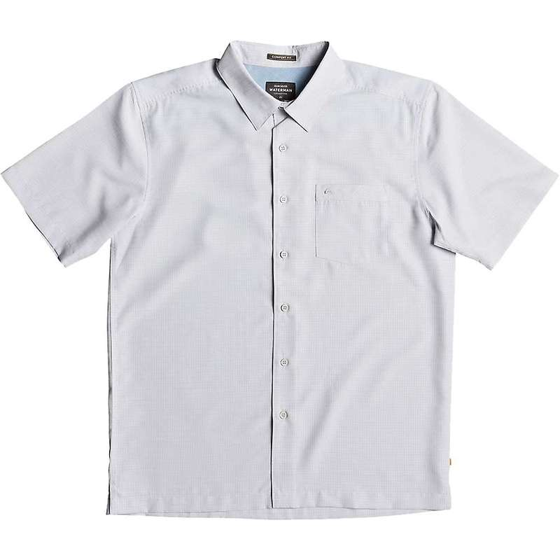 クイックシルバー メンズ シャツ トップス Quiksilver Men's Centinela 4 Shirt Highrise