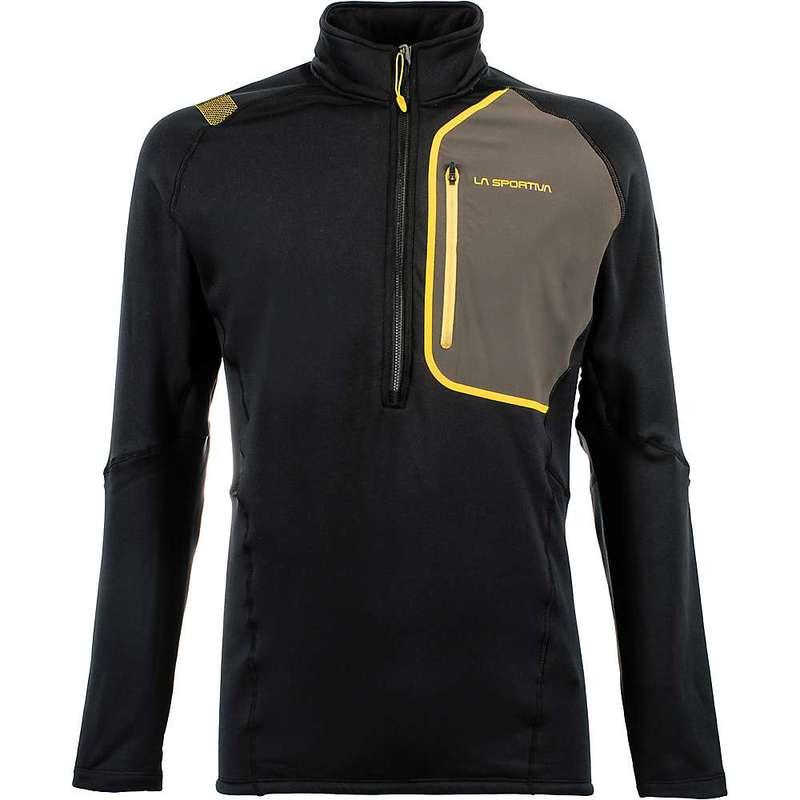 ラスポルティバ メンズ シャツ トップス La Sportiva Men's Millennium Pullover Black