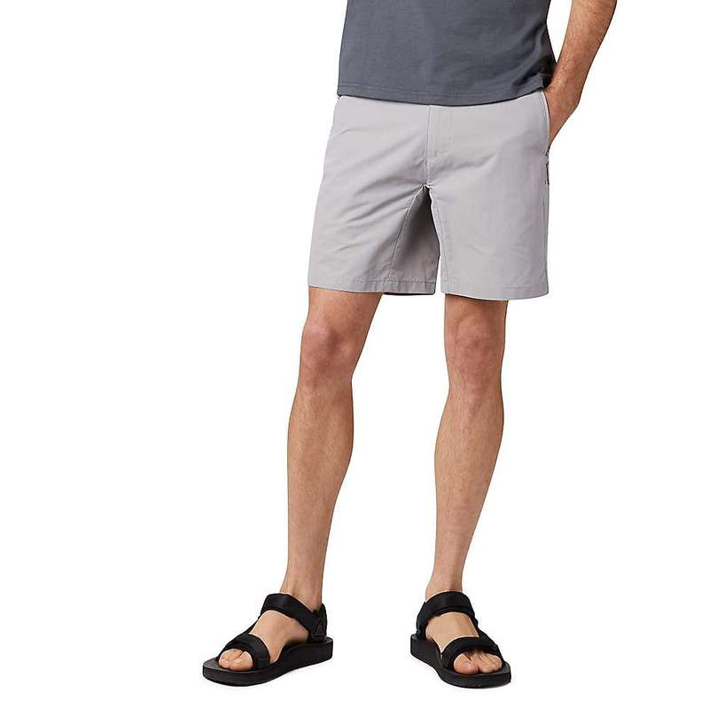 マウンテンハードウェア メンズ ハーフパンツ・ショーツ ボトムス Mountain Hardwear Men's Railay Redpoint 7 Inch Short Steam