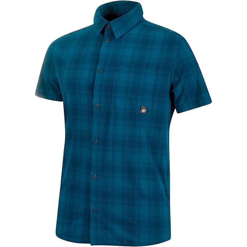 マムート メンズ Tシャツ トップス Mammut Men's Trovat Trail T-Shirt Poseidon