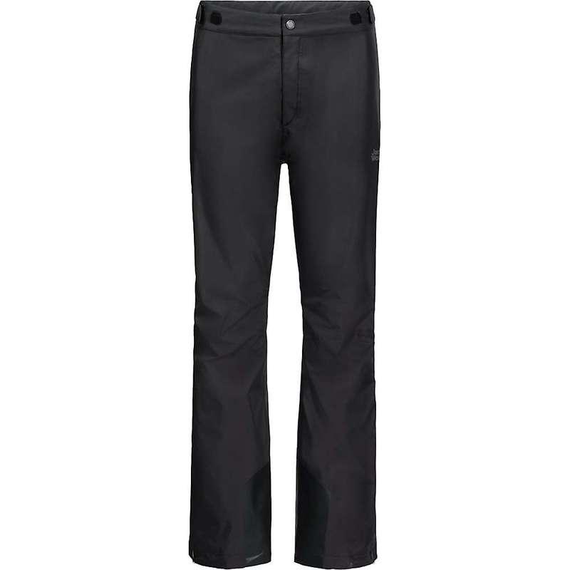 ジャックウルフスキン メンズ カジュアルパンツ ボトムス Jack Wolfskin Men's Kanuka Ridge Pant Black