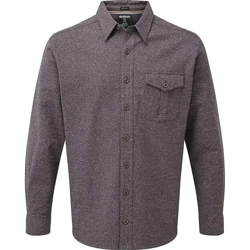 シャーパ メンズ シャツ トップス Sherpa Men's Jamling Shirt Kharani Grey