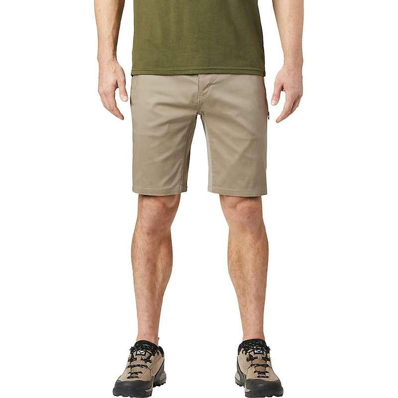 マウンテンハードウェア メンズ ハーフパンツ・ショーツ ボトムス Mountain Hardwear Men's Ap-5 11 Inch Short Dunes