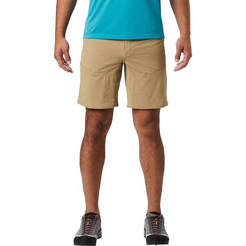 マウンテンハードウェア メンズ ハーフパンツ・ショーツ ボトムス Mountain Hardwear Men's Logan Canyon 9 Inch Short Scout