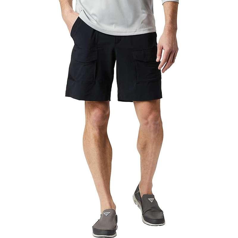 コロンビア メンズ ハーフパンツ・ショーツ ボトムス Columbia Men's Permit III 6 Inch Short Black