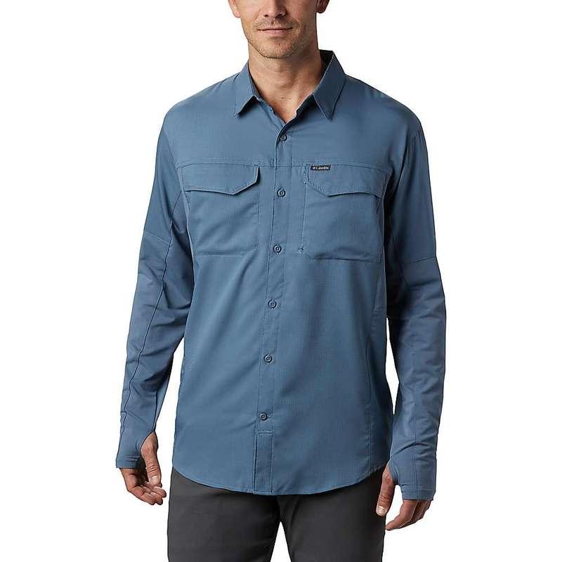 コロンビア メンズ シャツ トップス Columbia Men's Silver Ridge Lite Hybrid Shirt Mountain