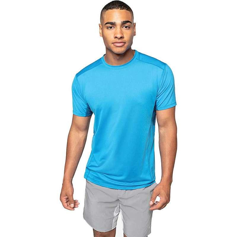 ゴーライト メンズ Tシャツ トップス GoLite Men's ReActive Tee Baja