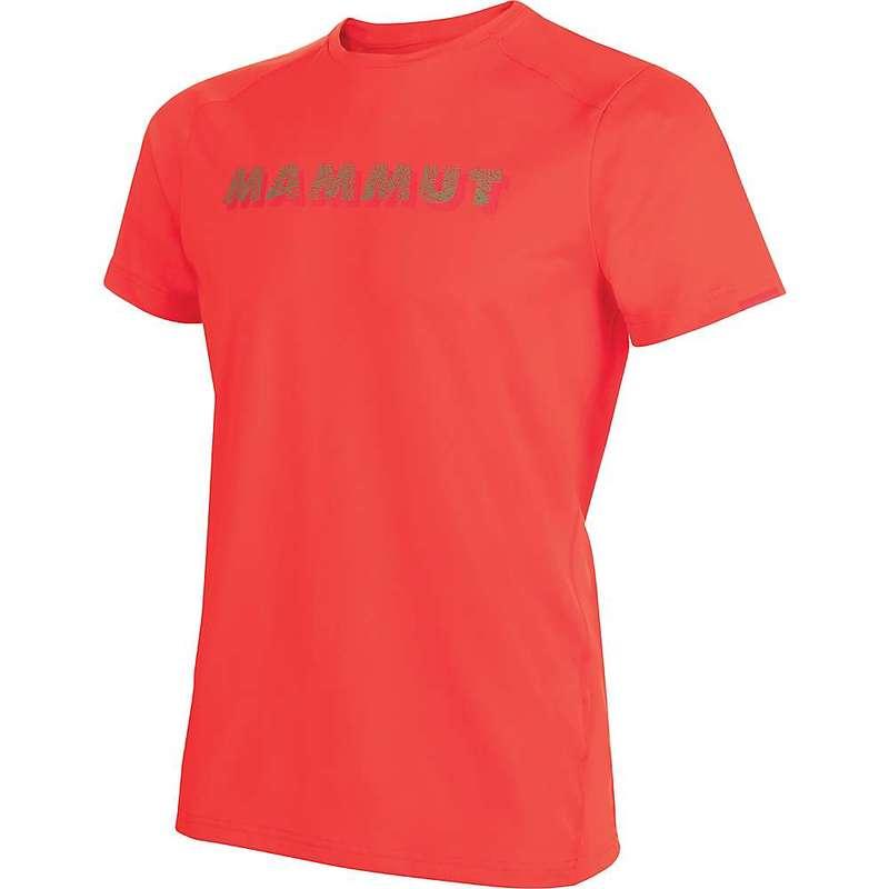 マムート メンズ Tシャツ トップス Mammut Men's Splide Logo T-Shirt Spicy