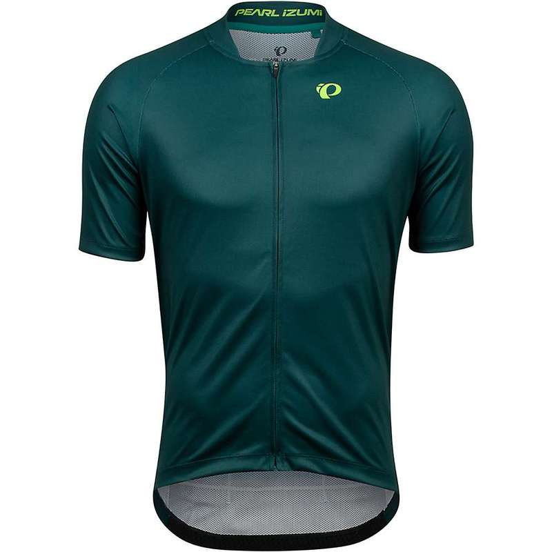 パールイズミ メンズ シャツ トップス Pearl Izumi Men's Canyon Graphic Jersey Pine Aspect