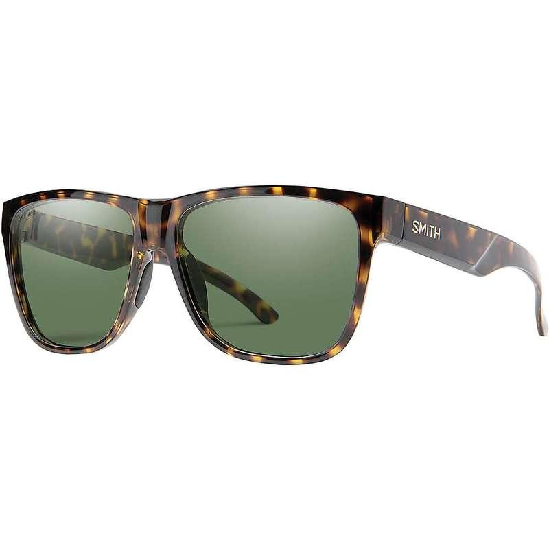 スミス メンズ サングラス・アイウェア アクセサリー Smith Lowdown XL Polarized Sunglasses Vintage Tort/Polarized Gray Green