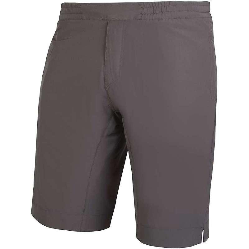 エンデュラ メンズ ハーフパンツ・ショーツ ボトムス Endura Men's Trekkit Short Grey