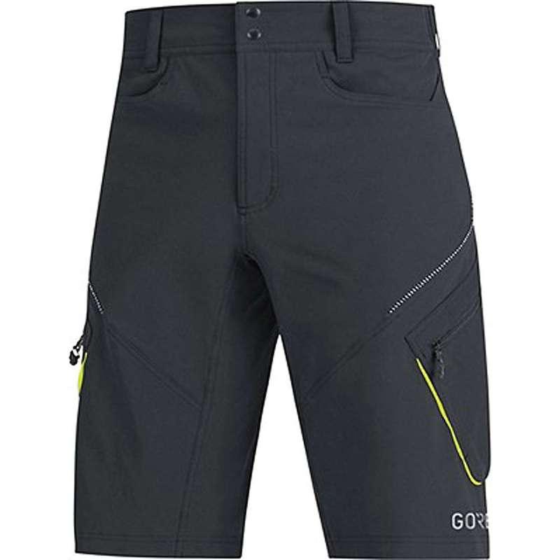 ゴアウェア メンズ ハーフパンツ・ショーツ ボトムス Gore Wear Men's Gore C3 Trail Short Black