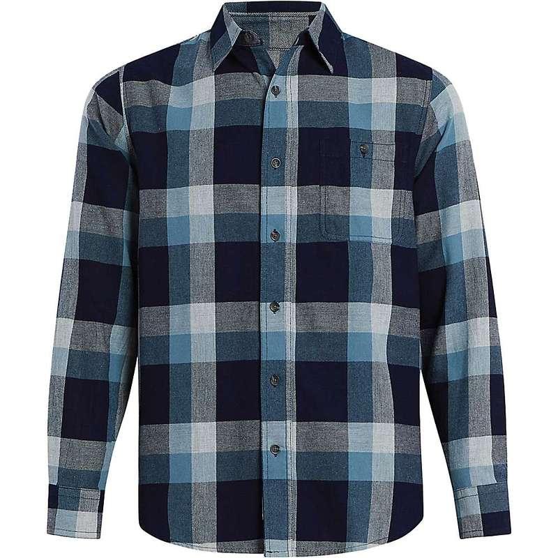 ウール リッチ メンズ シャツ トップス Woolrich Men's Eco Rich Indigo Shirt Deep Indigo