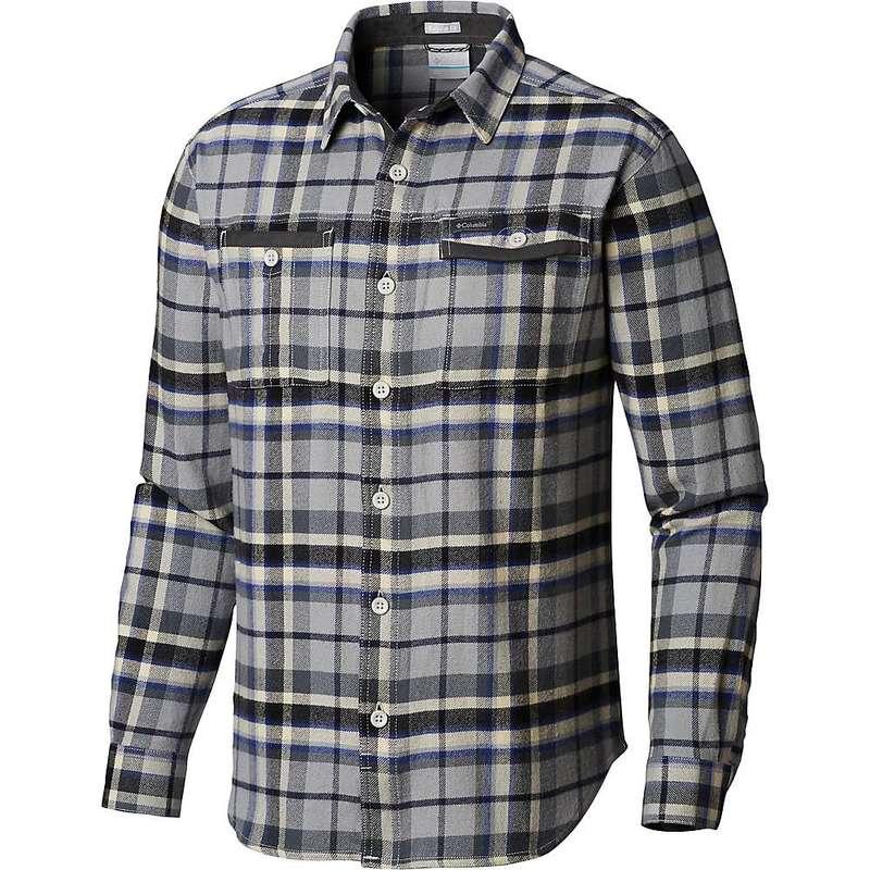 コロンビア メンズ シャツ トップス Columbia Men's Deschutes River Woven LS Shirt Columbia Grey
