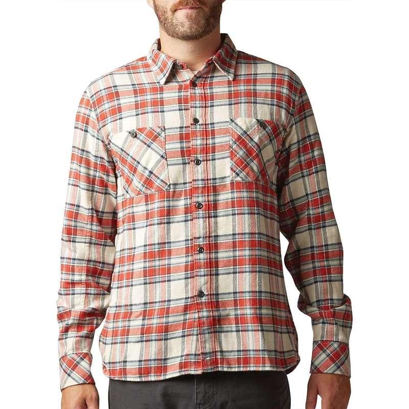 アーボー メンズ シャツ トップス Arbor Men's Highlands Shirt Rust