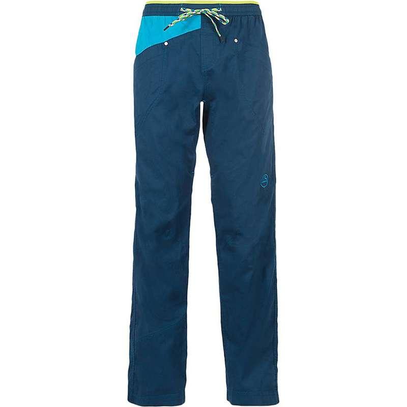 ラスポルティバ メンズ カジュアルパンツ ボトムス La Sportiva Men's Bolt Pant Opal Tropic Blue