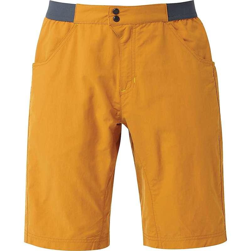 マウンテンイクイップメント メンズ ハーフパンツ・ショーツ ボトムス Mountain Equipment Men's Inception 12 Inch Short Pumpkin Spice