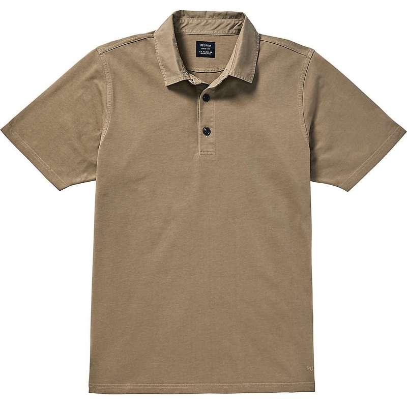 フィルソン メンズ シャツ トップス Filson Men's Cedar River Polo Shirt Field Olive