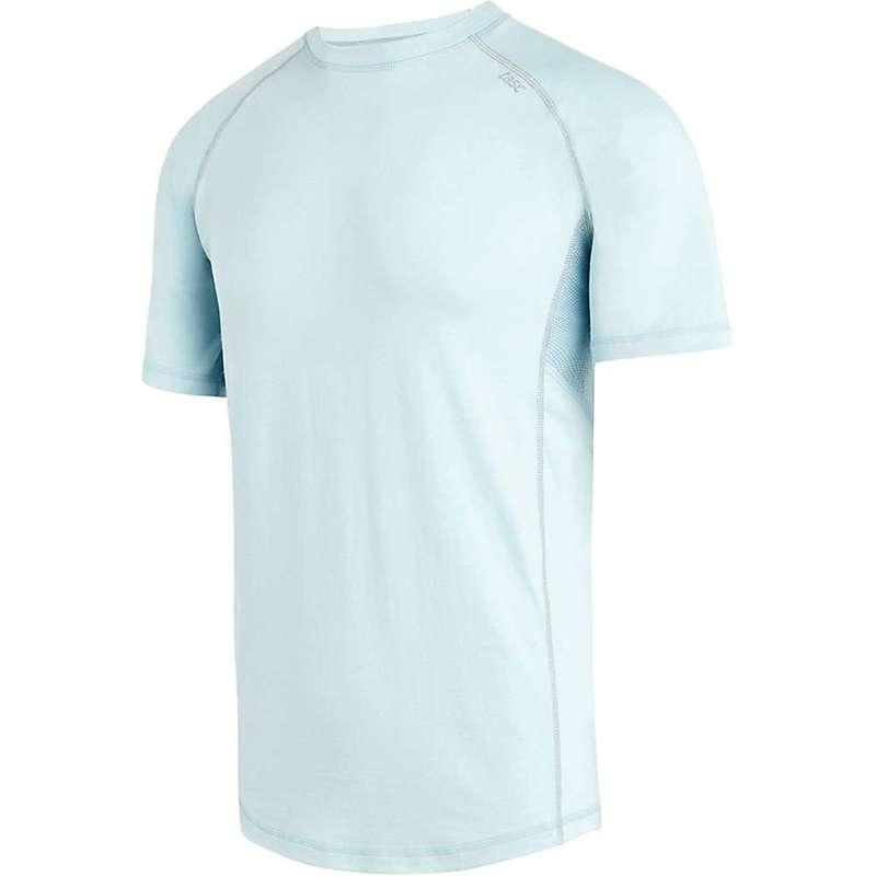 タスクパフォーマンス メンズ Tシャツ トップス Tasc Men's Charge II Tee Cool Blue