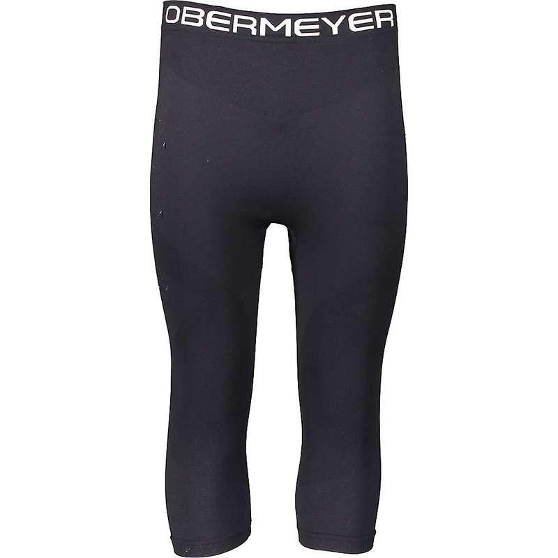 オバマイヤー メンズ カジュアルパンツ ボトムス Obermeyer Men's Dax Baselayer Tight Black