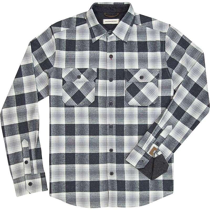 ダコタグリズリー メンズ シャツ トップス Dakota Grizzly Men's Ferris Shirt Shadow