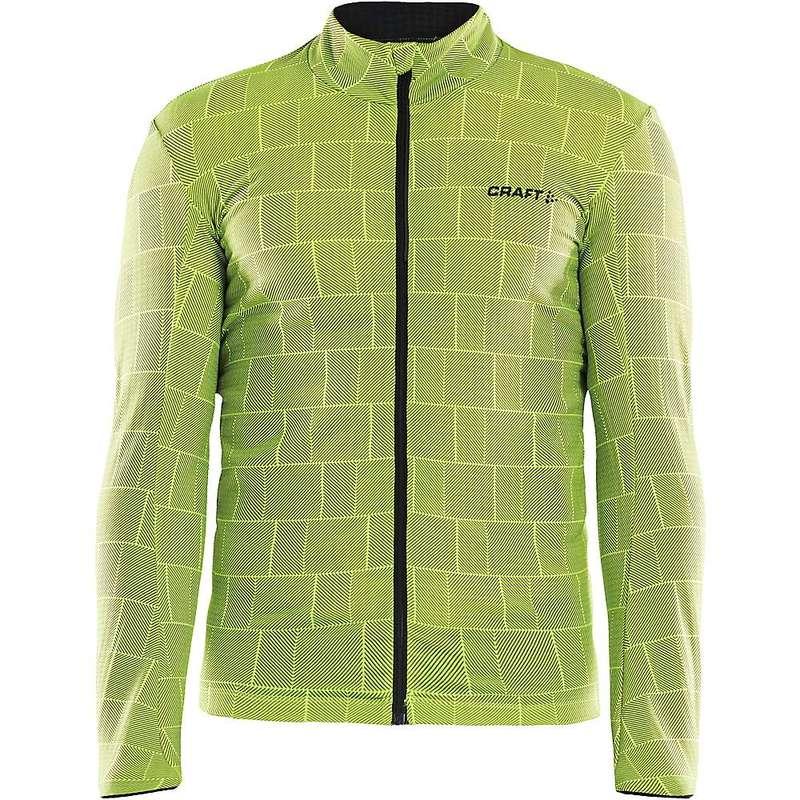 クラフトスポーツウェア メンズ シャツ トップス Craft Men's Ideal Thermal Jersey P Cuts / Flumino