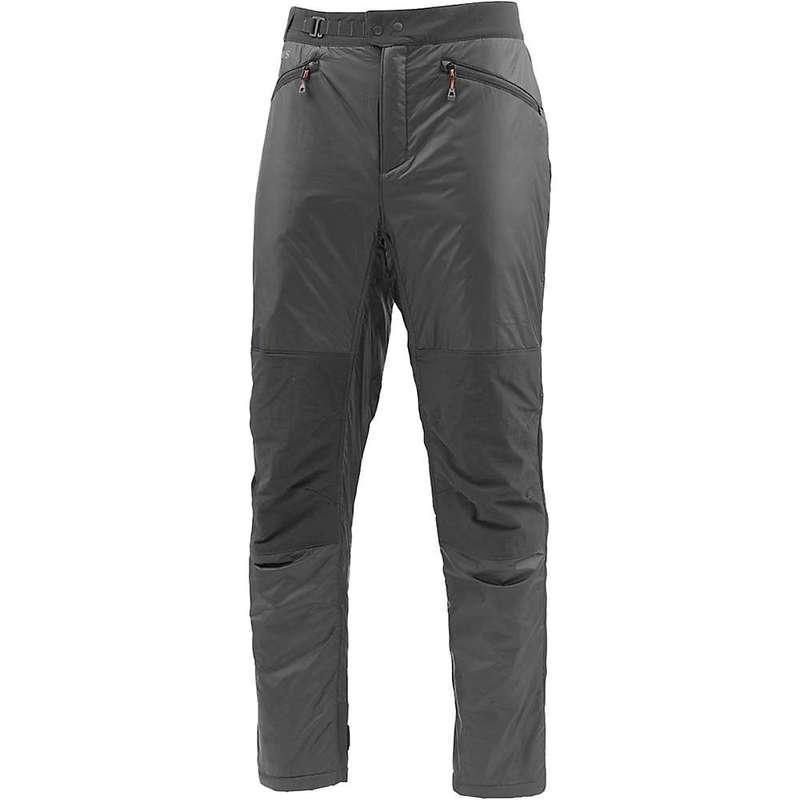 シムズ メンズ カジュアルパンツ ボトムス Simms Men's Midstream Insulated Pant Black