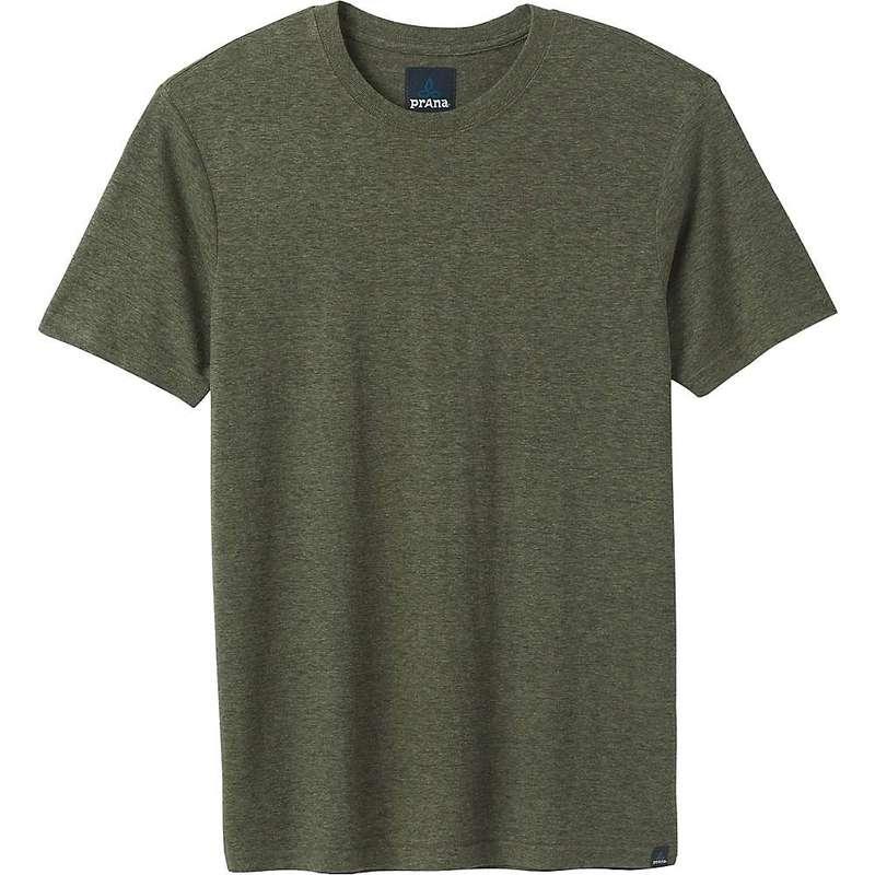 プラーナ メンズ Tシャツ トップス Prana Men's Cardiff T-Shirt Climbing Ivy Heather