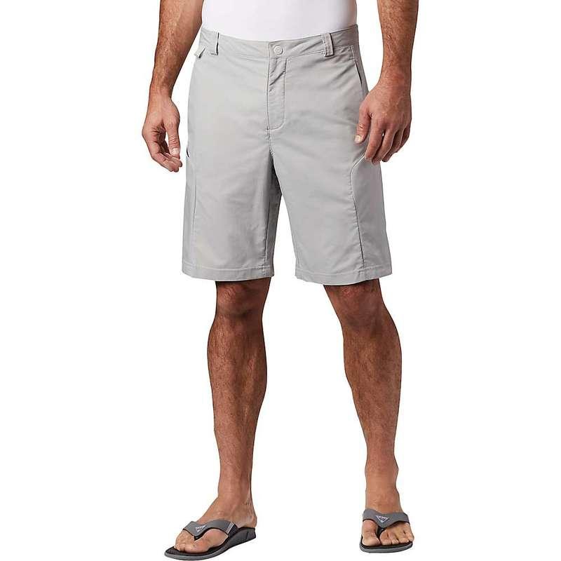 コロンビア メンズ ハーフパンツ・ショーツ ボトムス Columbia Men's PFG Buoy Water 10 Inch Short Cool Grey