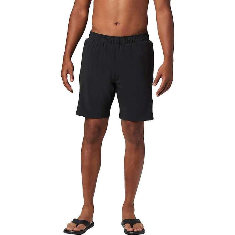 コロンビア メンズ ハーフパンツ・ショーツ ボトムス Columbia Men's Zero Rules 8 Inch Bottom Black