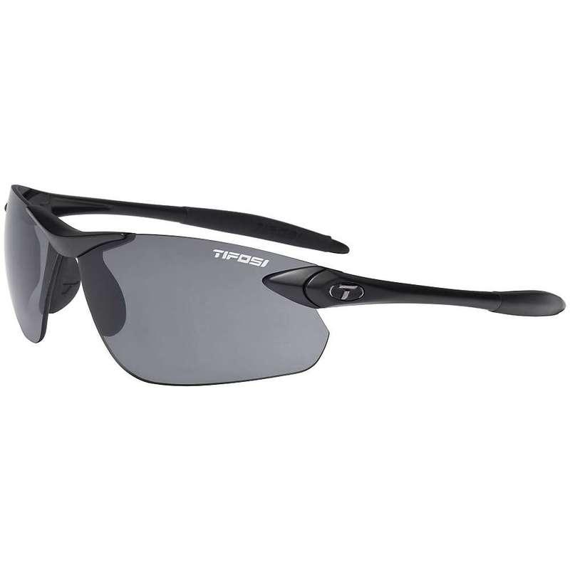 テフォシー メンズ サングラス・アイウェア アクセサリー Tifosi Seek FC Sunglasses Matte Black