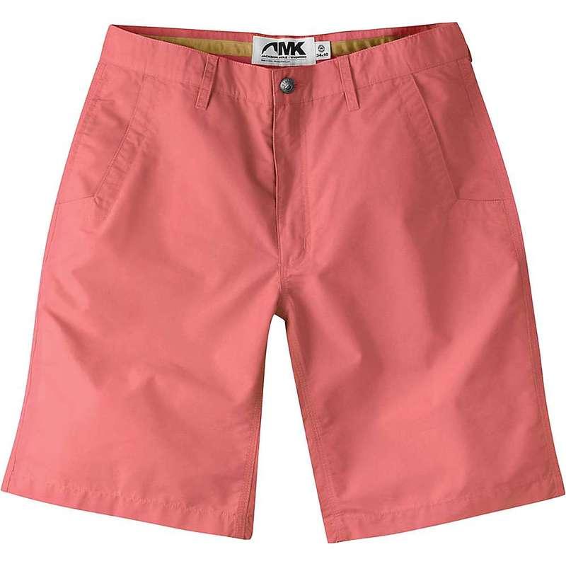マウンテンカーキス メンズ ハーフパンツ・ショーツ ボトムス Mountain Khakis Men's Poplin 8IN Short Rojo
