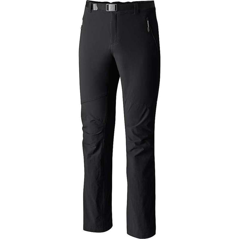 コロンビア メンズ カジュアルパンツ ボトムス Columbia Titanium Men's Titan Peak Pant Black S33