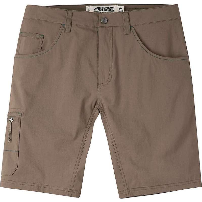 マウンテンカーキス メンズ ハーフパンツ・ショーツ ボトムス Mountain Khakis Men's Teton Crest Short Firma