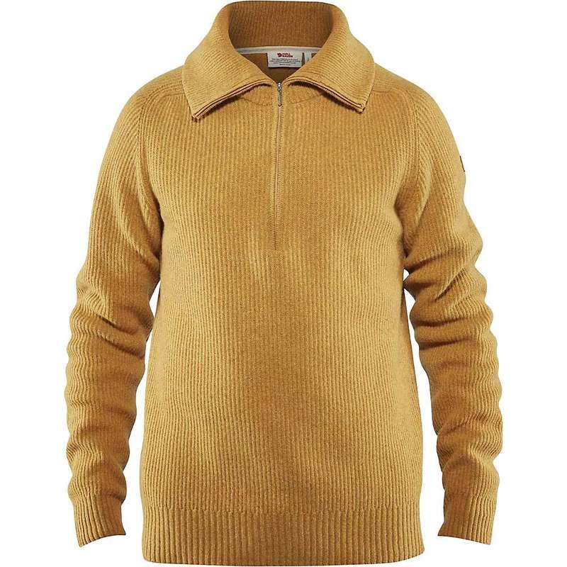 フェールラーベン メンズ ニット・セーター アウター Fjallraven Men's Greenland Re-Wool Sweater Acorn