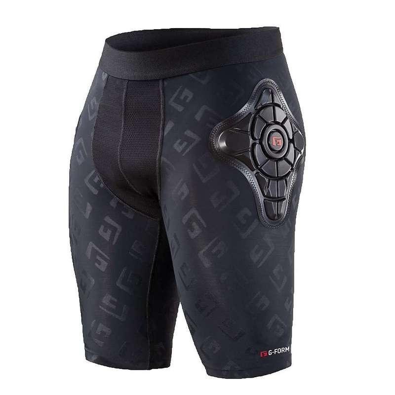 ジーフォーム メンズ ハーフパンツ・ショーツ ボトムス G-Form Men's Pro-X Shorts Black