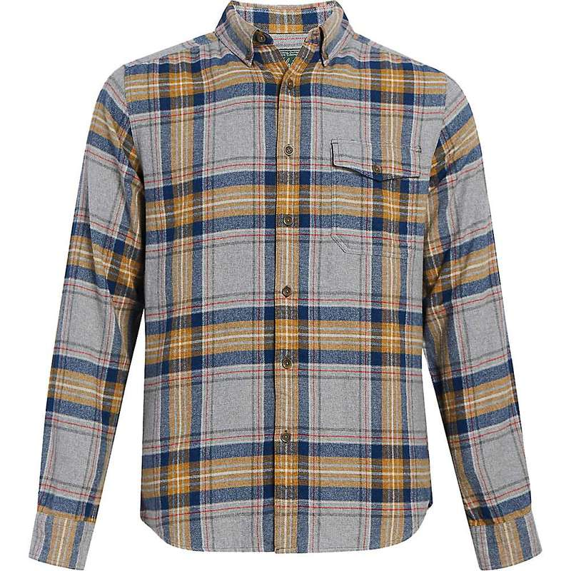 ウール リッチ メンズ シャツ トップス Woolrich Men's Eco Rich Twisted Rich II Shirt Cinder
