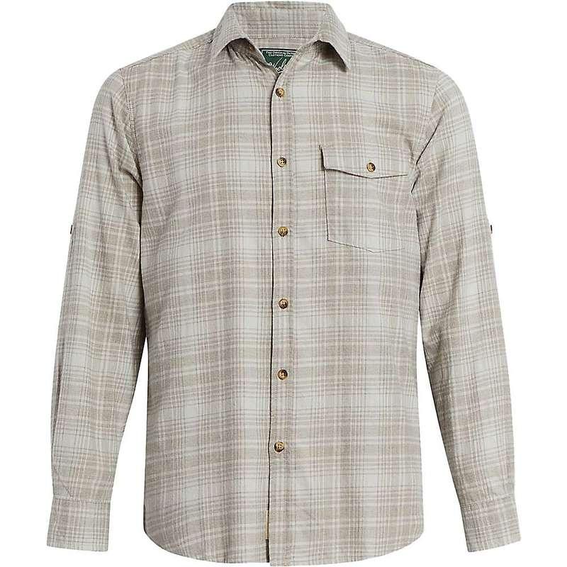 ウール リッチ メンズ シャツ トップス Woolrich Men's Zen Hollow Convertible Sleeve Shirt Artic Grey