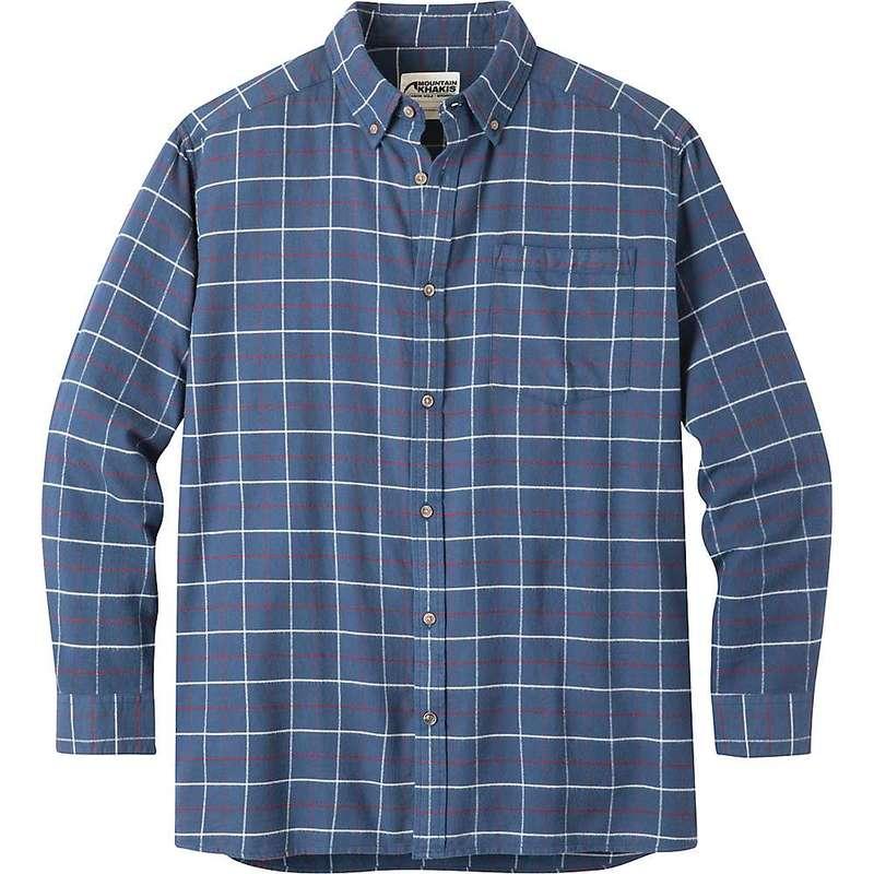 マウンテンカーキス メンズ シャツ トップス Mountain Khakis Men's Downtown Flannel Shirt Twilight