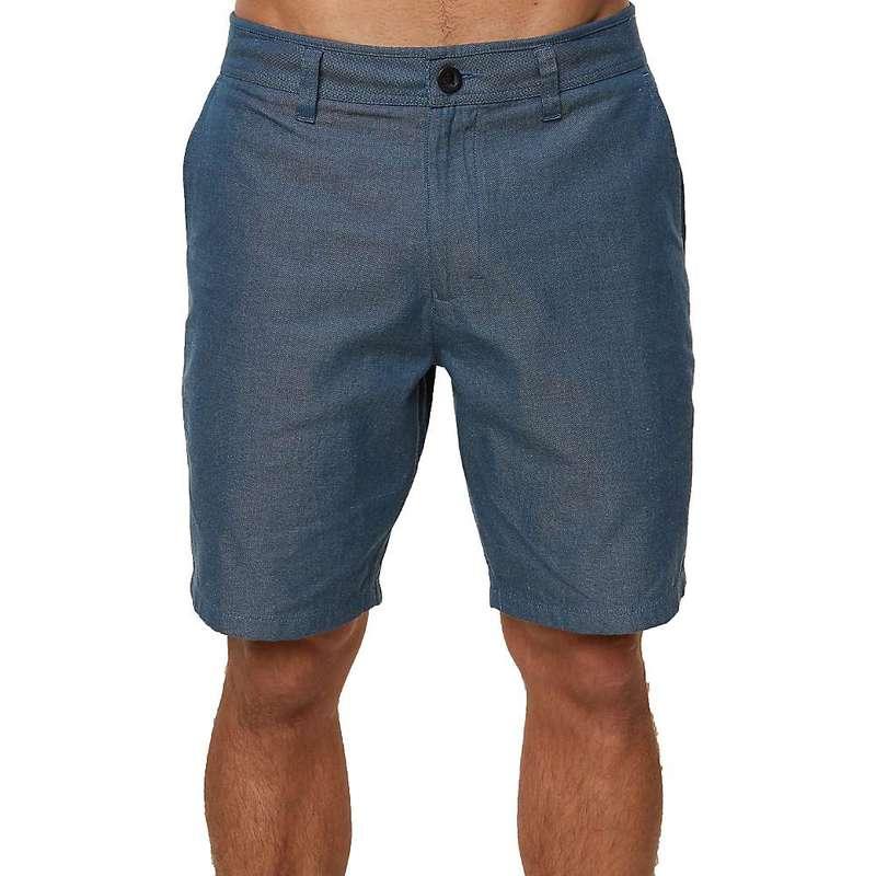 オニール メンズ ハーフパンツ・ショーツ ボトムス O'Neill Men's Bayclub Chino Shorts Dark Blue