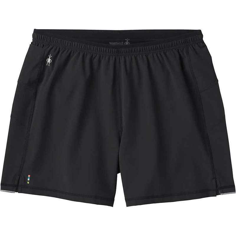 スマートウール メンズ ハーフパンツ・ショーツ ボトムス Smartwool Men's Merino Sport Lined 5IN Short Black