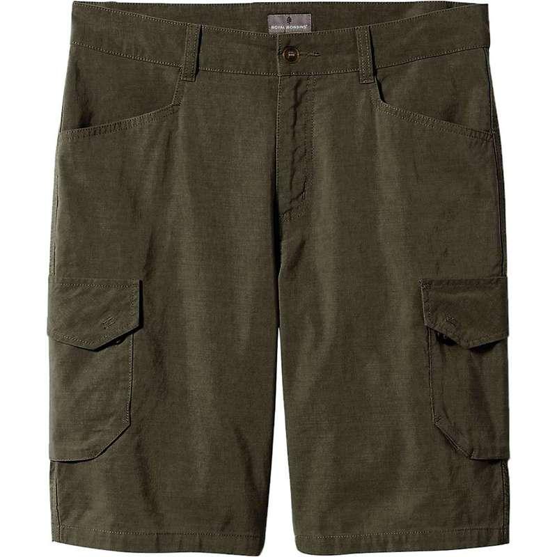 ロイヤルロビンズ メンズ ハーフパンツ・ショーツ ボトムス Royal Robbins Men's Springdale 11 Inch Short Loden