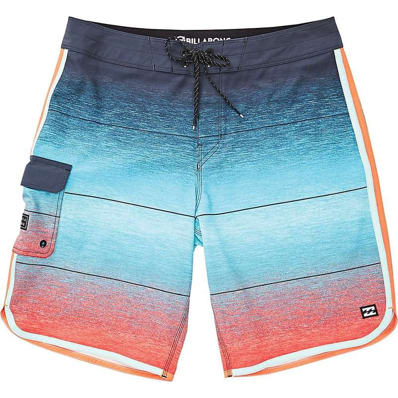 ビラボン メンズ ハーフパンツ・ショーツ 水着 Billabong Men's 73 Stripe Pro Boardshort Foam