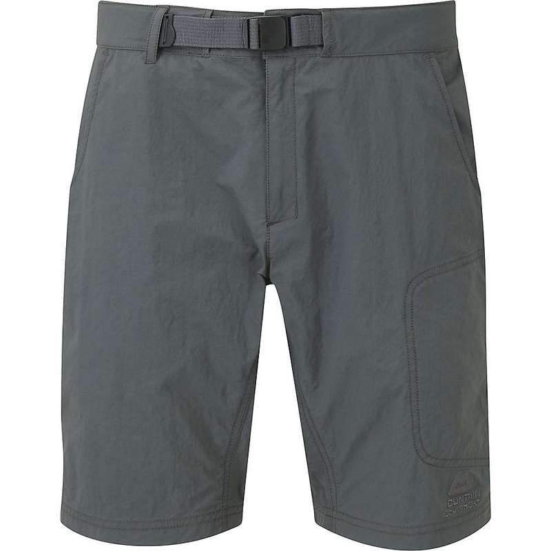 マウンテンイクイップメント メンズ ハーフパンツ・ショーツ ボトムス Mountain Equipment Men's Approach 9 Inch Short Shadow Grey
