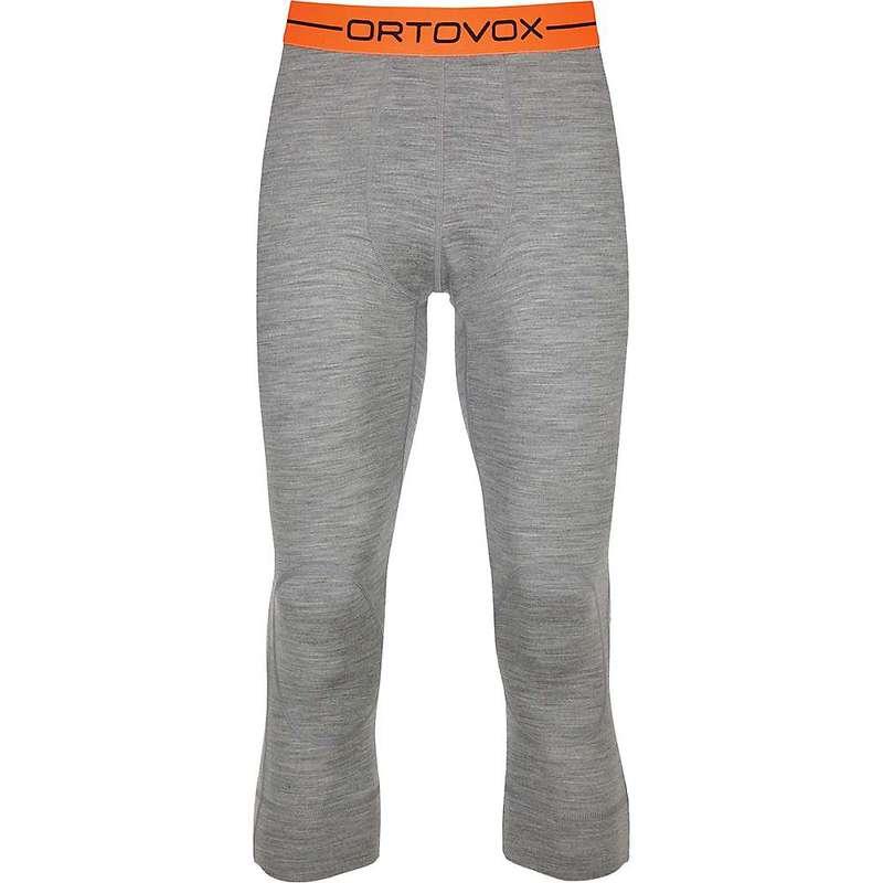 オルトボックス メンズ カジュアルパンツ ボトムス Ortovox Men's 185 Rock'N'Wool Short Pant Grey Blend
