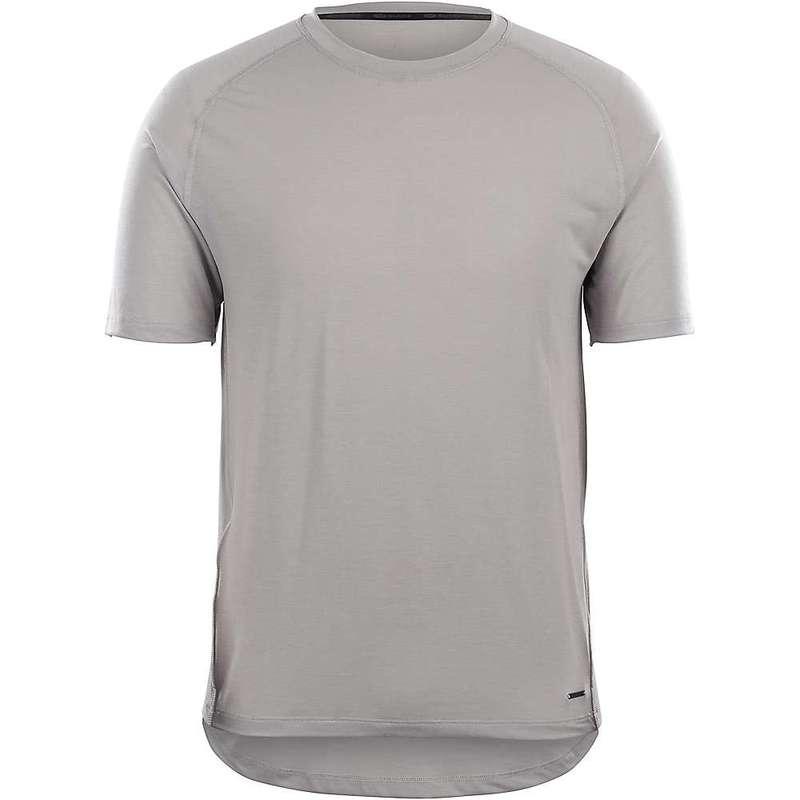 スゴイ メンズ Tシャツ トップス Sugoi Men's Coast SS Shirt Heather Grey