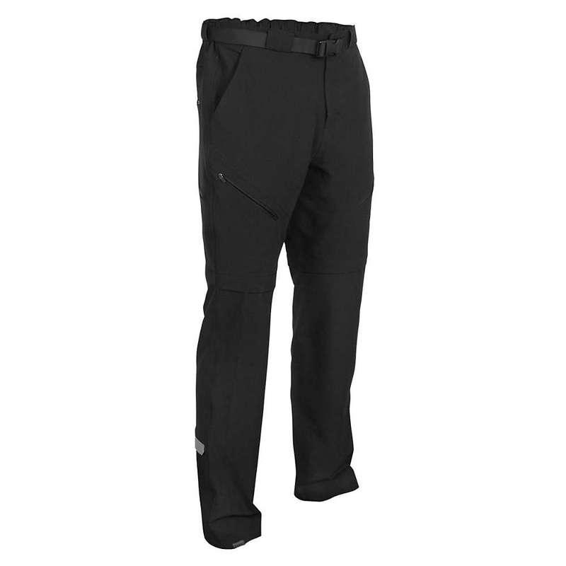 ゾイック メンズ カジュアルパンツ ボトムス Zoic Men's Black Market Convertible Pant Black
