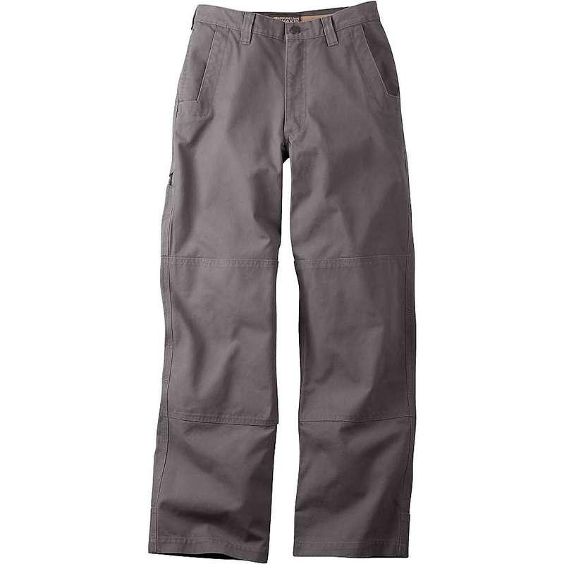 マウンテンカーキス メンズ カジュアルパンツ ボトムス Mountain Khakis Men's Slim Fit Alpine Utility Pant Granite