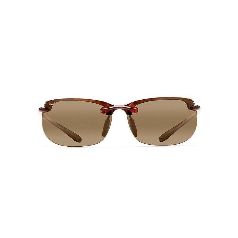 マウイジム メンズ サングラス・アイウェア アクセサリー Maui Jim Banyans Polarized Sunglasses Tortoise / HCL Bronze
