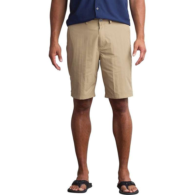 エクスオフィシオ メンズ ハーフパンツ・ショーツ ボトムス ExOfficio Men's Sol Cool Nomad 10IN Short Walnut